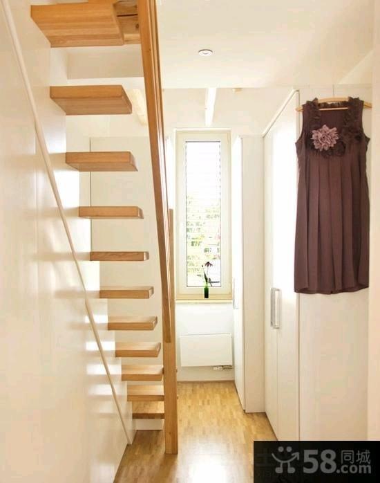 家装豪华复式楼梯图片大全