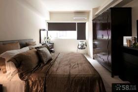 美式风格110平米三居室装修效果图2015大全