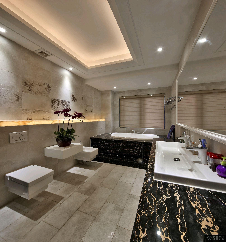 现代风格洋房别墅室内装修效果图大全