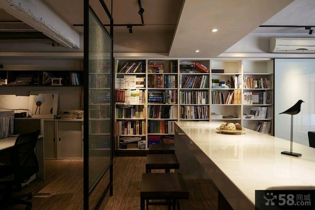 家装室内设计吧台图片