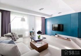 84平米两房一厅家居装修效果图