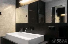 现代极简风格小户型室内装修