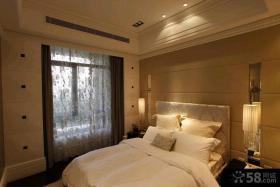 127平米欧式三居室装修