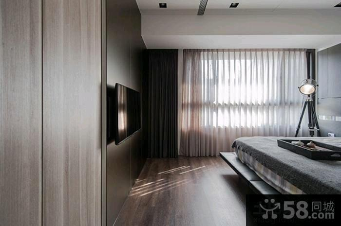 日式装修设计卧室图片大全欣赏