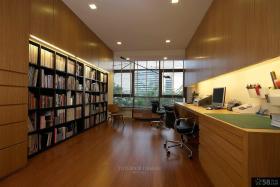 简约日式装修风格豪华140平米四室两厅效果图欣赏大全