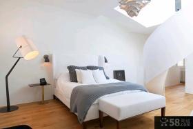 简欧设计装修120平米三室两厅效果图大全