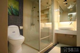 宜家设计装修卫生间图片欣赏