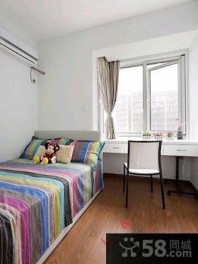 宜家设计儿童房窗帘图片