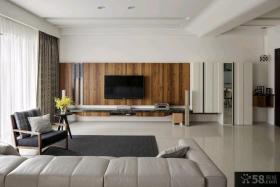 现代宜家风格二居室装修效果图