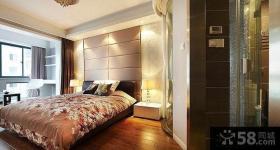 简欧设计装修卧室窗帘效果图欣赏