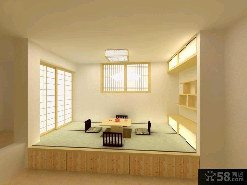 家装小户型榻榻米效果图欣赏