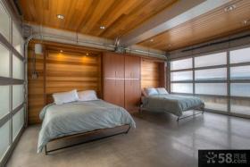 日式海景别墅室内装修效果图大全2015图片