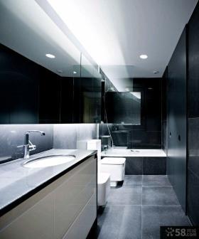 豪华现代四室两厅装修效果图欣赏大全