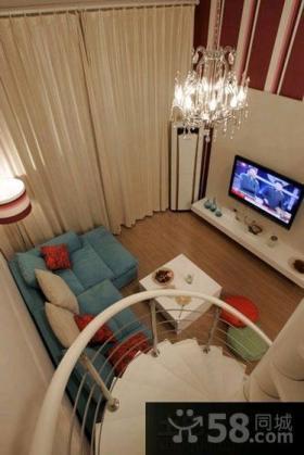 现代装修设计客厅电视背景墙图片欣赏大全