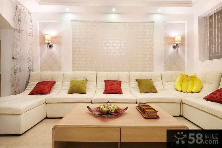 40平米宜家风格一居室装修效果图片