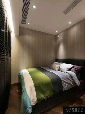 宜家混搭风格两房一厅装修效果图大全