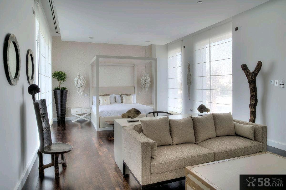 宜家装修设计三室两厅效果图欣赏大全