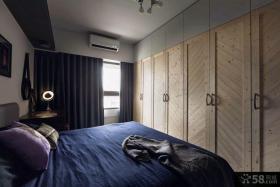 美式创意风格三室两厅装修效果图欣赏大全