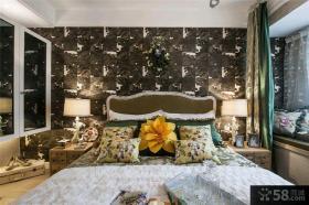 北欧设计装修三居室图片欣赏大全