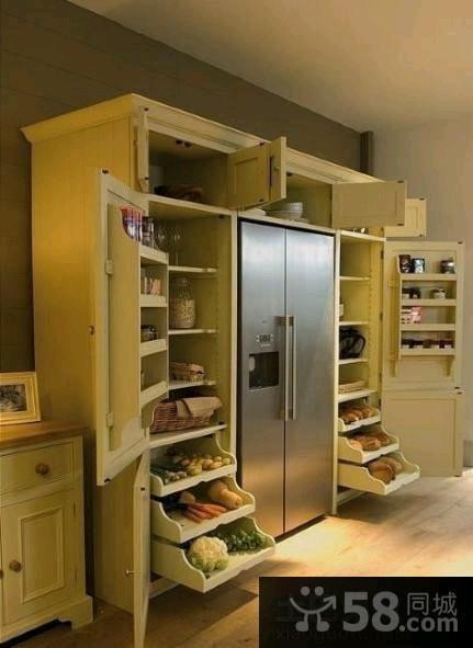 现代家装橱柜效果图