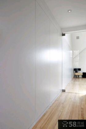 极简主义风格三室两厅装修效果图大全欣赏