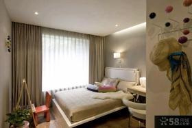 田园风格两室二厅简装修效果图片
