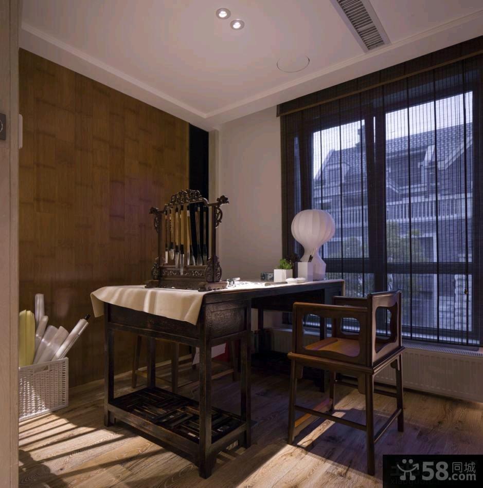 中式风格两房一厅装修图片欣赏