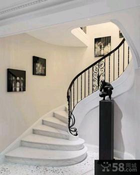 家装室内楼梯图片大全