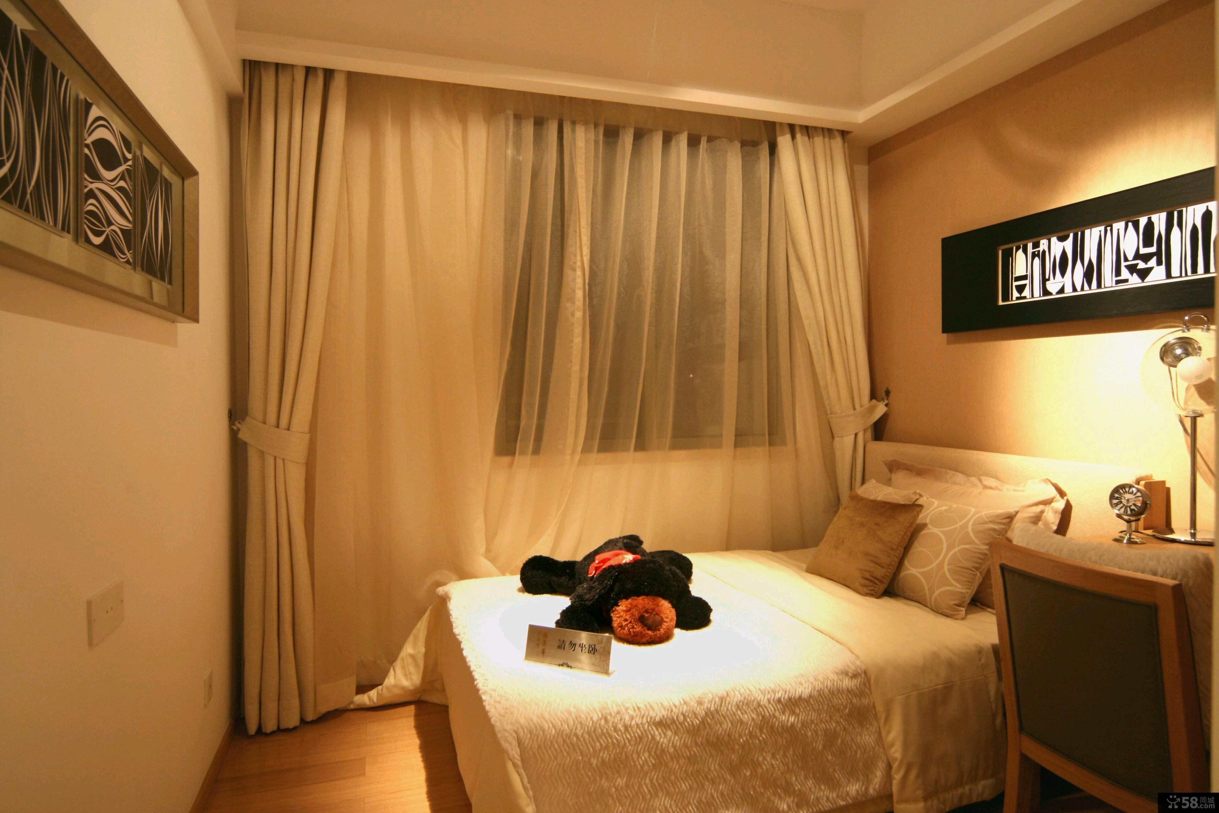 100平米两室一厅室内装修效果图大全