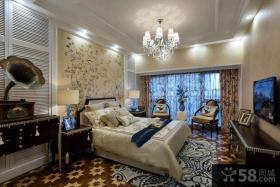 94平米欧式两室一厅装修效果图大全