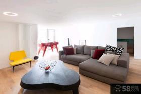 现代日式装修三室两厅效果图欣赏大全