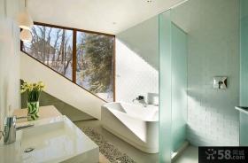 现代风格装修三居室设计效果图欣赏大全
