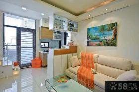 75平米二层公寓户型装修效果图片
