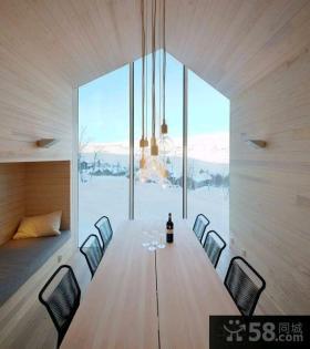 现代家庭装修三居室设计效果图大全欣赏