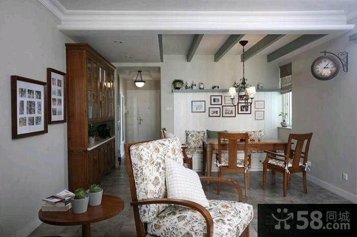 地中海风格厨房吊顶图片