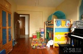 混搭风格儿童房装修效果图欣赏