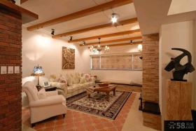 家庭装修室内客厅效果图大全欣赏