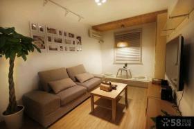 70平米日式一居装修效果图