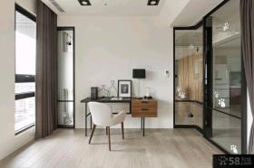 宜家风格两室一厅户型装修样板间效果图大全2015图片