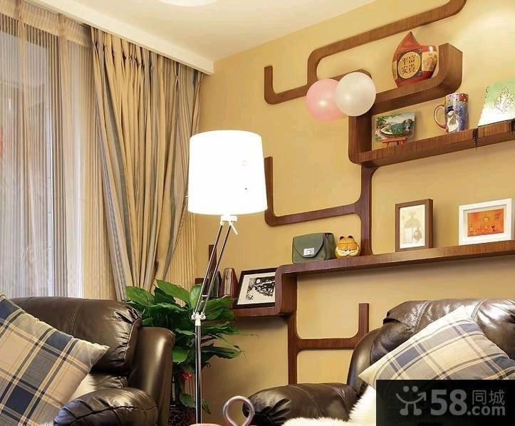 田园风格家居室内吊顶装修设计