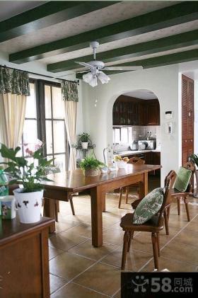 宜家装修设计厨房吊顶图片