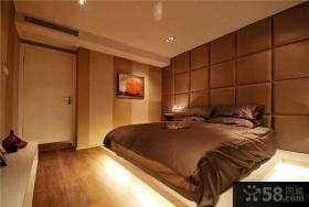 77平米现代一居室装修图片大全2015