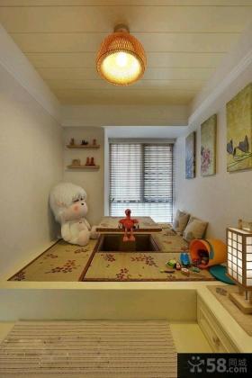 家装日式榻榻米图片
