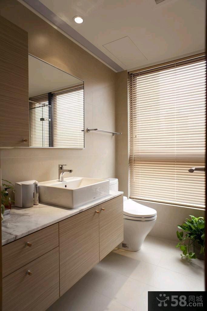 现代简约一居室户型装修样板间效果图