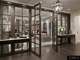 现代装修风格豪华四室两厅效果图大全