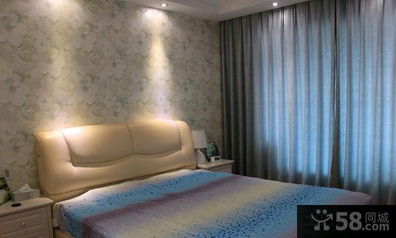 家装室内窗帘设计效果图欣赏