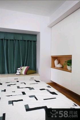 家装小户型飘窗图片欣赏