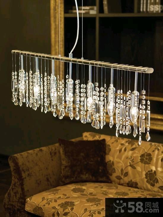 雷士客厅水晶灯图片大全