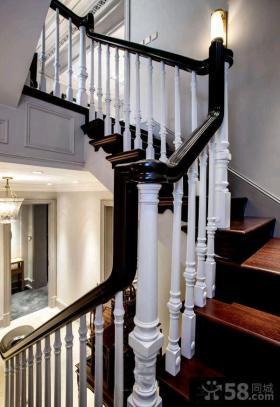 最新欧式别墅高档装修效果图大全2015图片