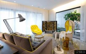 北欧风格三居室装修效果图大全欣赏